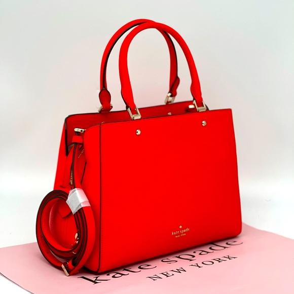Kate Spade Medium Triple Compartment Satchel Bag